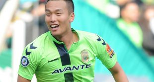 Kim Shin Wook kleagueunited asian journey futboldesdeasia