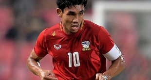 AFC Asian Cup 2015 Qualifier - Thailand v Lebanon