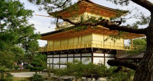 Pagoda Kyoto Peter Szekely flickr futboldesdeasia