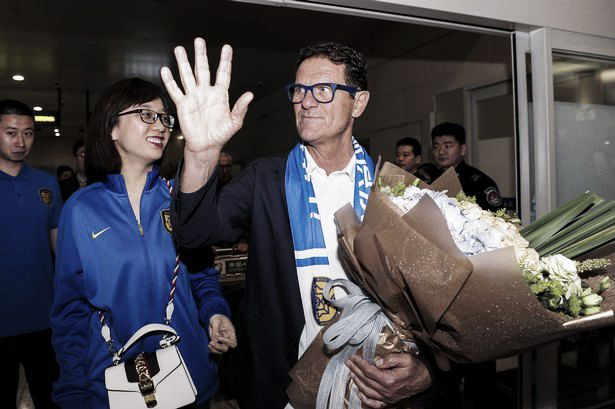 Fabio Capello con la misión de salvar a Jiangsu Suning (Foto: mirror.co.uk)