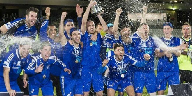 South Melbourne champs smfc futboldesdeasia