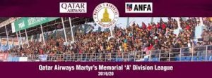 Nepal league facebook ANFA futboldesdeasia