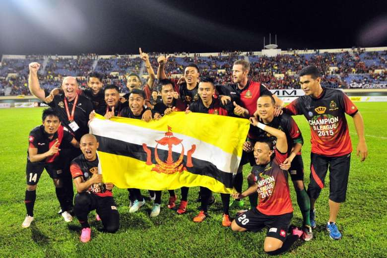 Brunei DPMM Asian Journey straitstimes futboldesdeasia