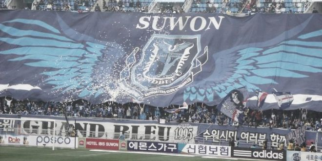 Asian Journey Suwon Bluewings modernseoul futboldesdeasia