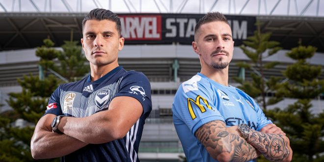 Melbourne Derby Asian Journey a-league com au futboldesdeasia
