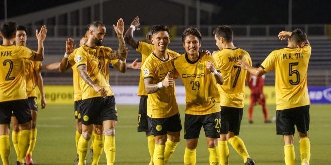 Ceres Negros AFC Champions League 2020 the afc futboldesdeasia