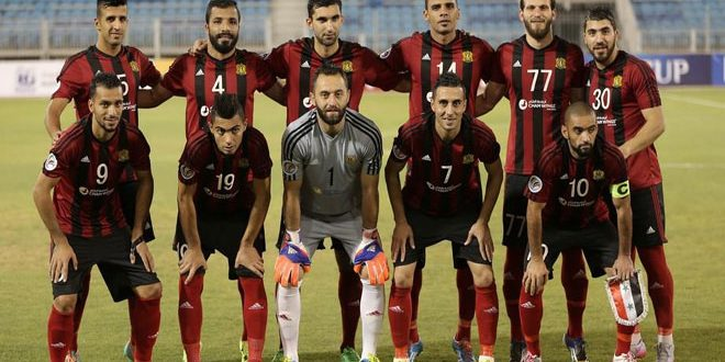 Al Jaish Asian Journey sana sy futboldesdeasia